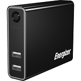 ENERGIZER 10400mAh [UE10410-BK] - Black - Portable Charger / Power Bank